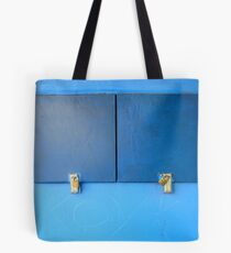 14/1 They maintained a facade of perfect calm, perfect civility.... Tote Bag
