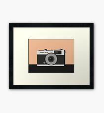 Olympus Trip 35 Framed Print