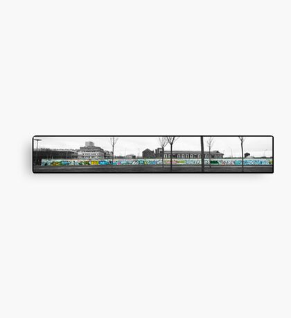 The Berlin Wall Canvas Print