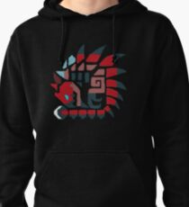 Monster Hunter Rathalos  Pullover Hoodie