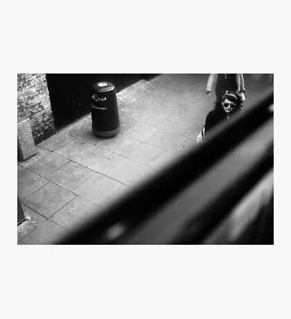 LONDON: VIEWS FROM THE TOP DECK PT 11: CUTTING EDGE Photographic Print