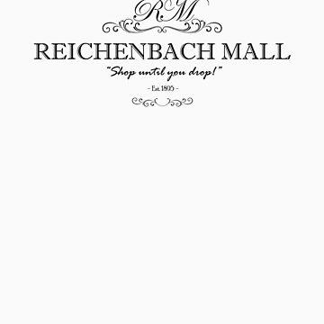 Reichenbach Mall by MoriNoYosei