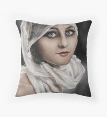 Bandages Throw Pillow
