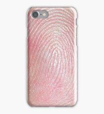 Fingerprint Macro Iphone Case iPhone Case/Skin