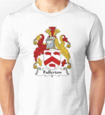 Fullerton Coat of Arms / Fullerton Family Crest T-Shirt