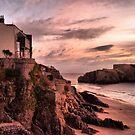 Sunrise on St Catherines Island. by Lilian Marshall