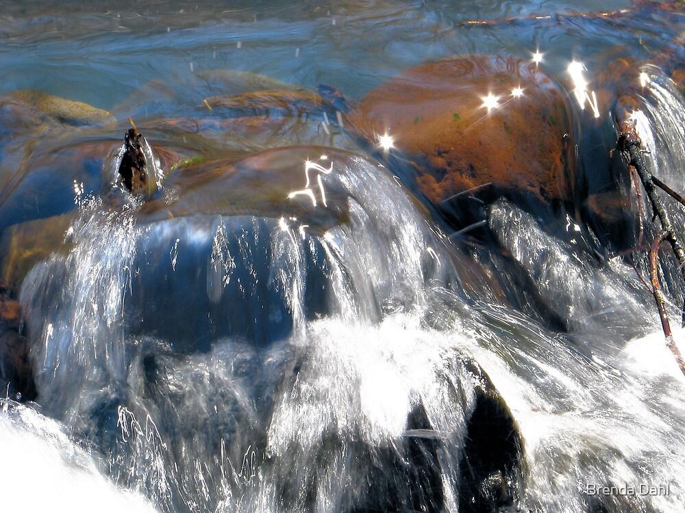 Sparkling Water by Brenda Dahl
