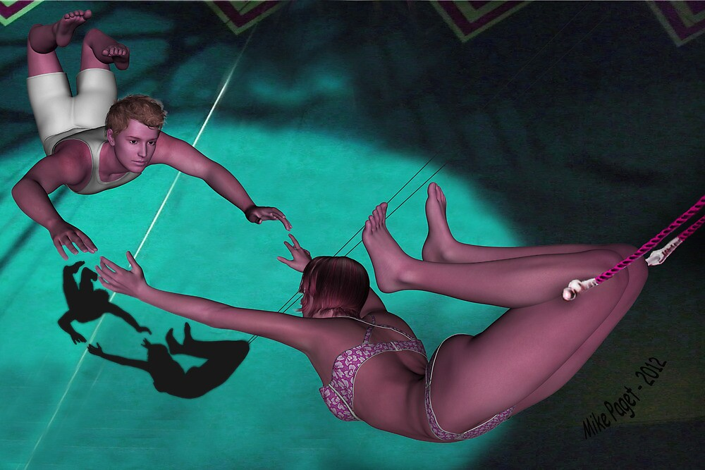 The FlyingTrapeze by Mike Paget