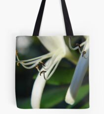 Honeysuckles In Tandem Tote Bag