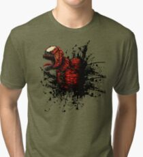 SON of Spider Symbiote Tri-blend T-Shirt
