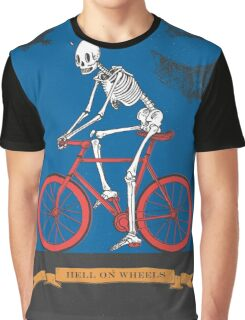 Hell On Wheels Graphic T-Shirt