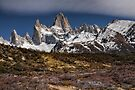 Mt Fitzroy #1 by Peter Hammer