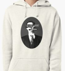 God Save The Queen, Mycroft #2 Pullover Hoodie