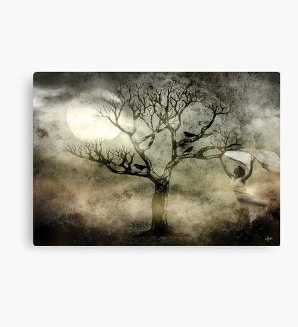 Moonlight Dance Canvas Print