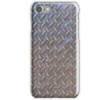 Diamond Plate  iPhone Case/Skin