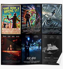 Black Box Films Poster Collage Poster