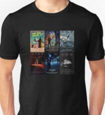 Black Box Films Poster Collage Unisex T-Shirt
