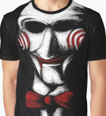 Lets Play A Game Graphic T-Shirt