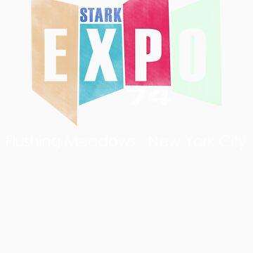 Stark Expo '74 by digitalsprawl