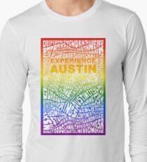 Experience Austin Rainbow SPECIAL EDITION Long Sleeve T-Shirt