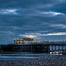 Goodnight Pier by Patrick Metzdorf