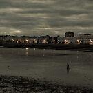 Shore Walk 2 by Patrick Metzdorf