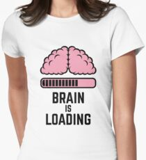 Brain Is Loading (Pink) T-Shirt