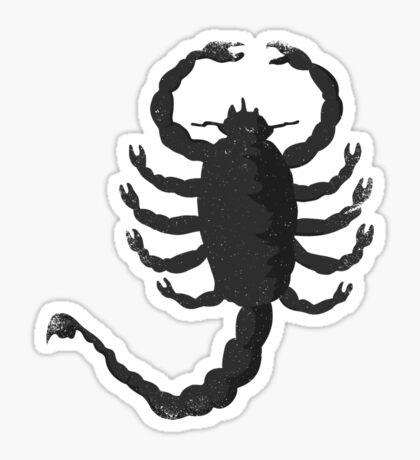 Drive - Scorpion Tee Sticker