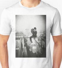 Camiseta unisex Photographing NYC Above 5th Avenue (1905)