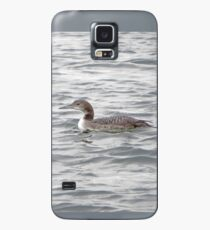 A Loon of Wisconsin Case/Skin for Samsung Galaxy