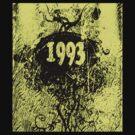 1993 retro vintage T-shirt by Nhan Ngo