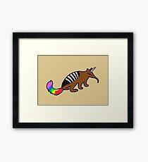 Numbaticorn (Numbat Unicorn) Framed Print