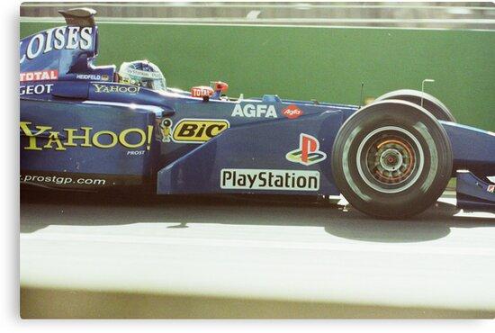 Melbourne GP 2000 by SimonSaysSmile