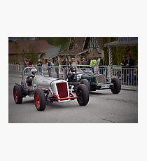 Dodge Special and Plymouth Special Photographic Print