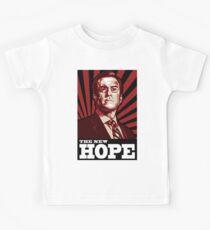 The New Hope - Stephen Colbert for President 2012 Kids Tee