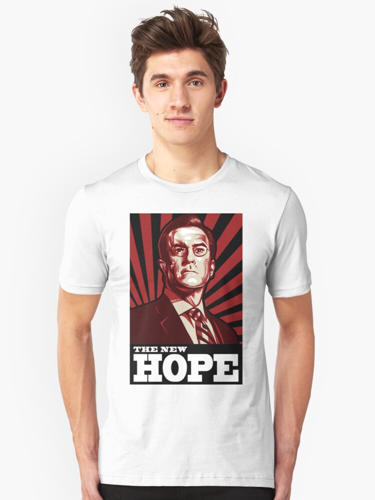The New Hope - Stephen Colbert for President 2012 by jimiyo