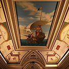 Grand Vaulted Ceiling, Malta by Jane McDougall