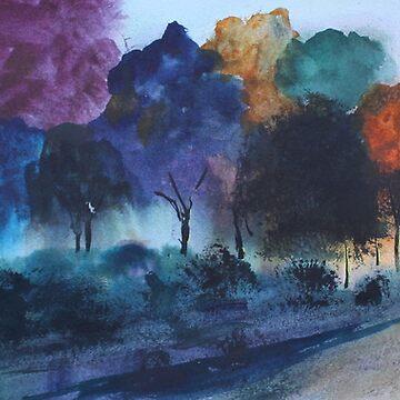 eloquent dawn - x by matingara