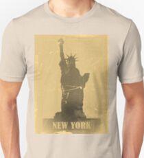 Statue of Liberty  Vintage T-Shirt Unisex T-Shirt