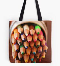 Colour Me Happy Tote Bag