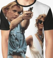 Thelma & Louise Graphic T-Shirt