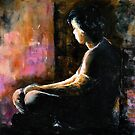 Perdu (Lost) featured in Inspired Art Group, Deez 5Cs by Françoise  Dugourd-Caput