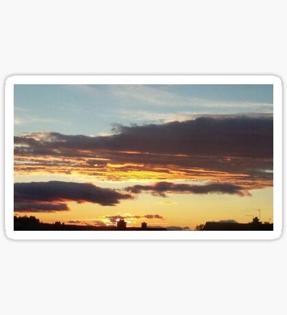 Cloudscape - 20150903 Sticker
