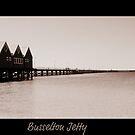 Busselton jetty by chloemay