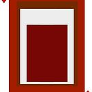 American Expressionism-5 of Diamonds by Peter Simpson