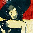 «Lady Jennifer» de muffyart