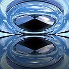 One & One Reflected II ii by Hugh Fathers