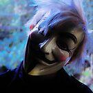 Masks and Colour by Vladyslav Varvanin