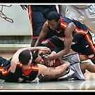 UIndy vs Missouri-St. Louis Mens 1 by Oscar Salinas