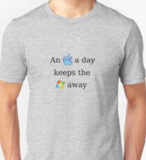 Apple Vs. Windows T-Shirt